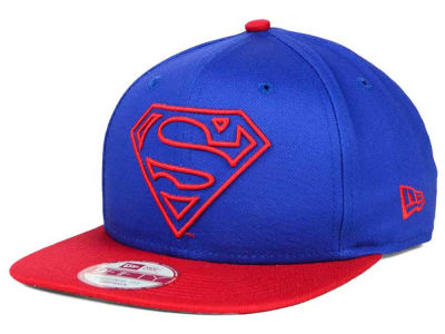 Superman New Era Off Liner 9FIFTY Snapback Cap