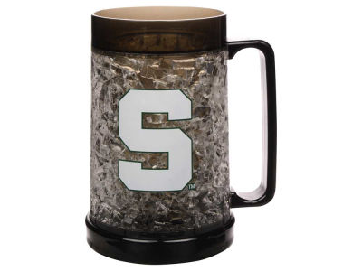 Michigan State Spartans 16oz Freezer Mug Color Insert