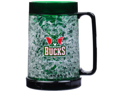 Milwaukee Bucks 16oz Freezer Mug Color Insert