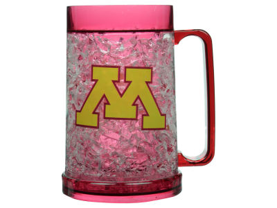 Minnesota Golden Gophers 16oz Freezer Mug Color Insert