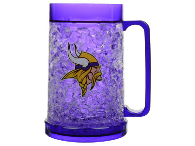 Minnesota Vikings 16oz Freezer Mug Color Insert