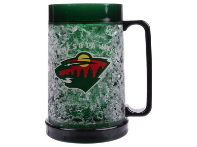 Minnesota Wild 16oz Freezer Mug Color Insert