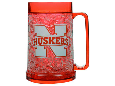 Nebraska Cornhuskers 16oz Freezer Mug Color Insert
