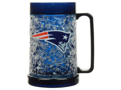New England Patriots 16oz Freezer Mug Color Insert