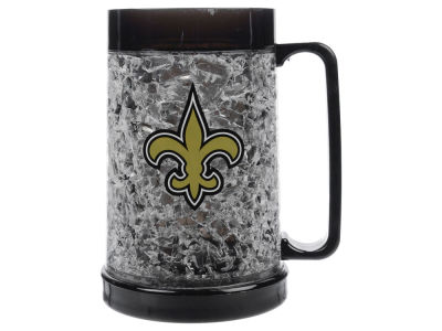New Orleans Saints 16oz Freezer Mug Color Insert