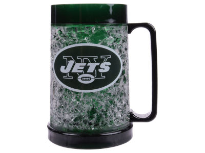 New York Jets 16oz Freezer Mug Color Insert