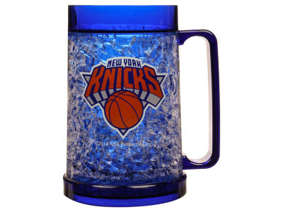 New York Knicks 16oz Freezer Mug Color Insert