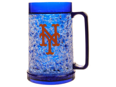 New York Mets 16oz Freezer Mug Color Insert