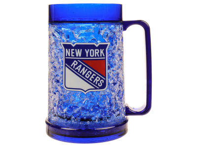 New York Rangers 16oz Freezer Mug Color Insert