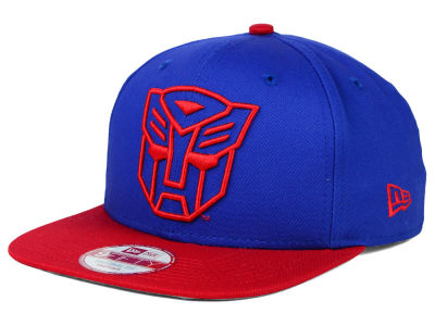 Autobot Transformers Off Liner 9FIFTY Snapback Cap