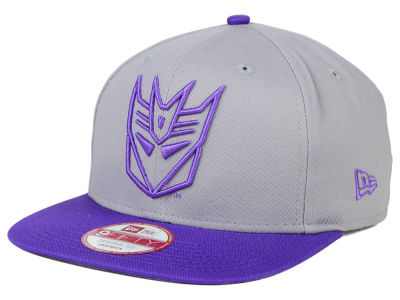 Decepticon Transformers Off Liner 9FIFTY Snapback Cap