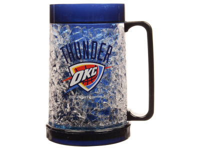 Oklahoma City Thunder 16oz Freezer Mug Color Insert