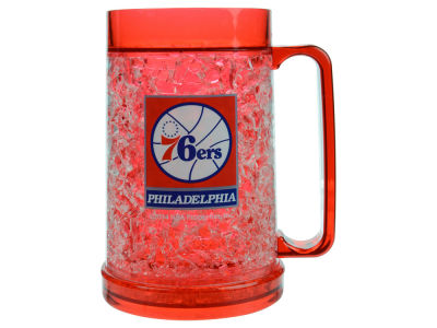 Philadelphia 76ers 16oz Freezer Mug Color Insert