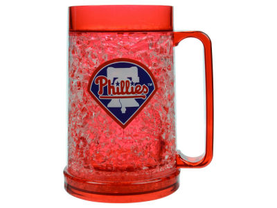 Philadelphia Phillies 16oz Freezer Mug Color Insert