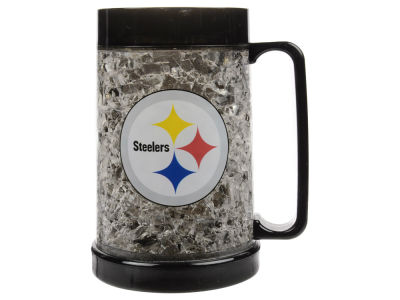 Pittsburgh Steelers 16oz Freezer Mug Color Insert