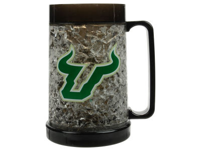 South Florida Bulls 16oz Freezer Mug Color Insert