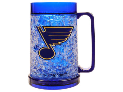 St. Louis Blues 16oz Freezer Mug Color Insert