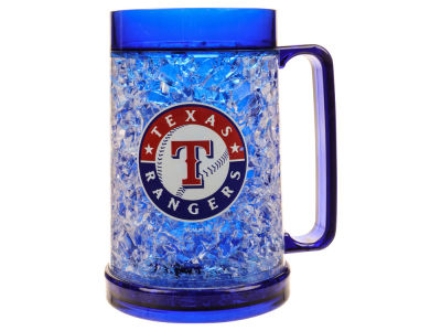 Texas Rangers 16oz Freezer Mug Color Insert