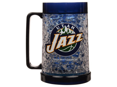 Utah Jazz 16oz Freezer Mug Color Insert
