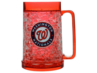 Washington Nationals 16oz Freezer Mug Color Insert