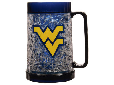 West Virginia Mountaineers 16oz Freezer Mug Color Insert