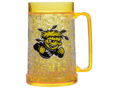Wichita State Shockers 16oz Freezer Mug Color Insert