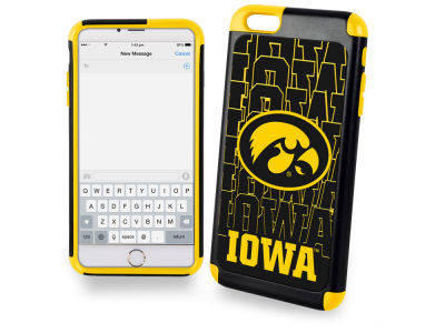 Iowa Hawkeyes iphone 6 Plus Dual Hybrid Case