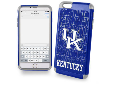 Kentucky Wildcats iphone 6 Plus Dual Hybrid Case