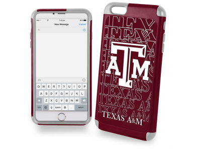 Texas A&M Aggies iphone 6 Plus Dual Hybrid Case