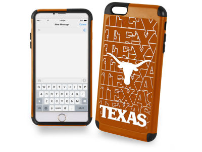 Texas Longhorns iphone 6 Plus Dual Hybrid Case