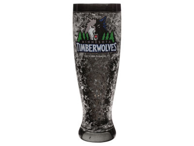 Minnesota Timberwolves Freezer Pilsner Colored