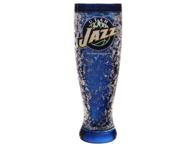 Utah Jazz Freezer Pilsner Colored