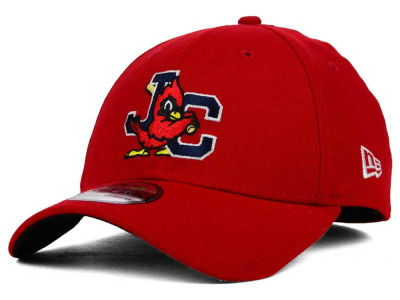 Johnson City Cardinals New Era MiLB Classic 39THIRTY Cap