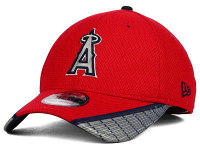 Los Angeles Angels New Era MLB Reflective Slugger Diamond Era 39THIRTY Cap