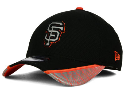 San Francisco Giants New Era MLB Reflective Slugger Diamond Era 39THIRTY Cap