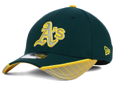 Oakland Athletics New Era MLB Reflective Slugger Diamond Era 39THIRTY Cap