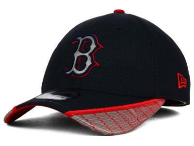 Boston Red Sox New Era MLB Reflective Slugger Diamond Era 39THIRTY Cap