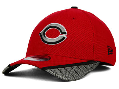 Cincinnati Reds New Era MLB Reflective Slugger Diamond Era 39THIRTY Cap