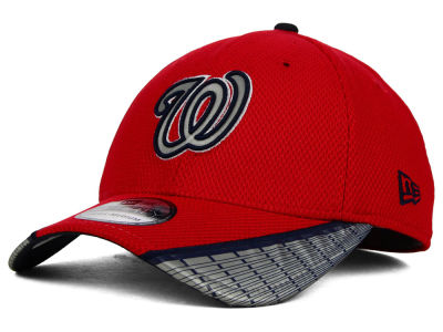 Washington Nationals New Era MLB Reflective Slugger Diamond Era 39THIRTY Cap