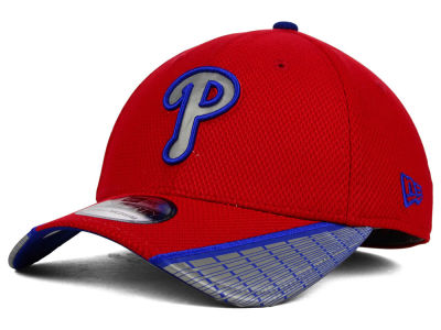 Philadelphia Phillies New Era MLB Reflective Slugger Diamond Era 39THIRTY Cap