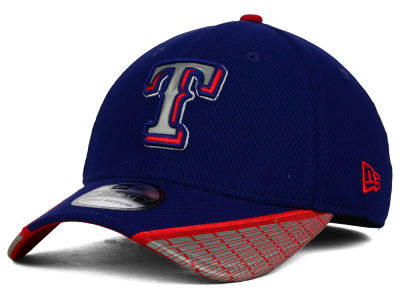 Texas Rangers New Era MLB Reflective Slugger Diamond Era 39THIRTY Cap