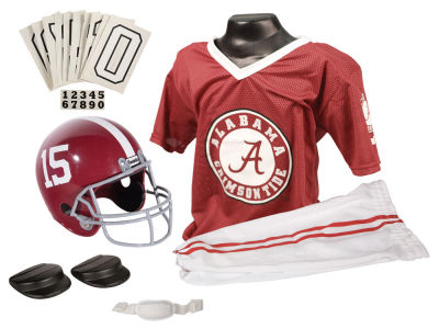 Alabama Crimson Tide Deluxe Team Uniform Set