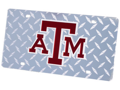 Texas A&M Aggies Diamond Acrylic Laser Tag