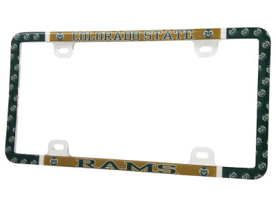 Colorado State Rams Thin Rim Frame