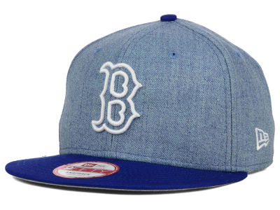 Boston Red Sox New Era MLB Fresh Tone 9FIFTY Snapback Cap