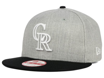 Colorado Rockies New Era MLB Fresh Tone 9FIFTY Snapback Cap