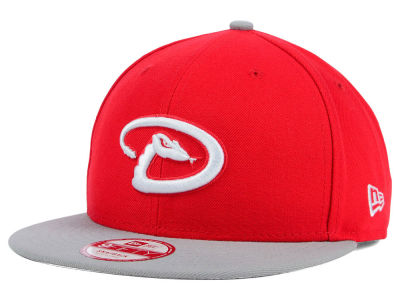 Arizona Diamondbacks New Era MLB 2Tone Basic 9FIFTY Snapback Cap