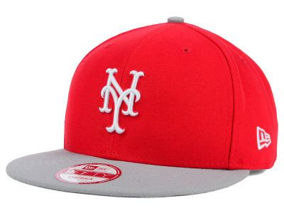 New York Mets New Era MLB 2Tone Basic 9FIFTY Snapback Cap