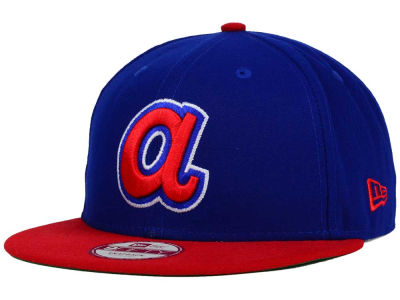 Atlanta Braves New Era MLB All Star Patch 9FIFTY Snapback Cap