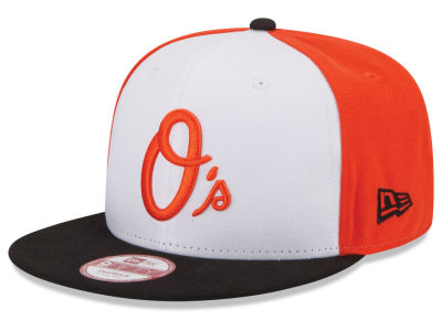 Baltimore Orioles New Era MLB The Rotator 9FIFTY Snapback Cap